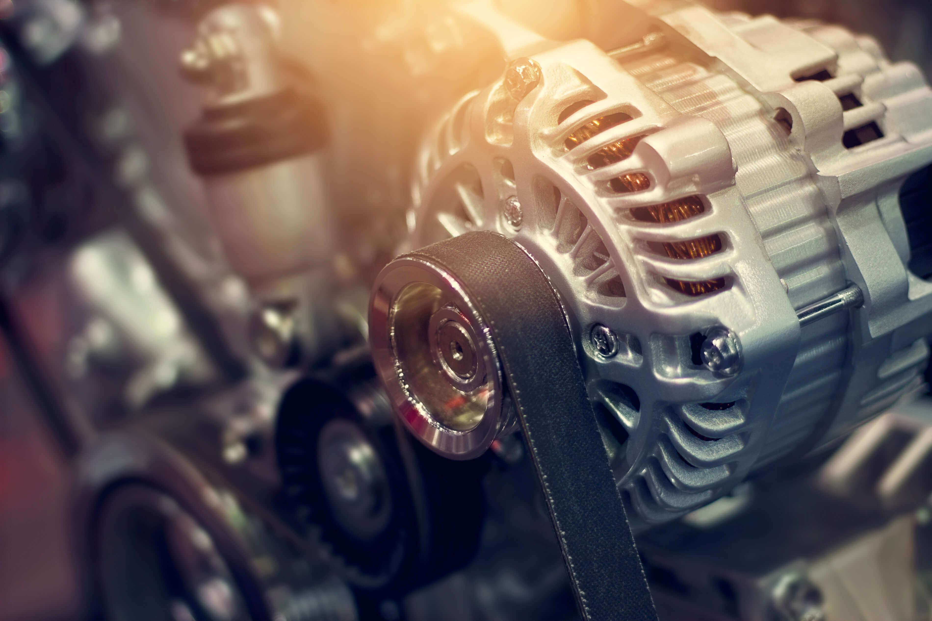 car engine service
